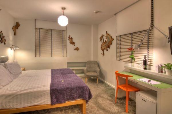 בית מלון ארטיסט תל-אביב והמרכז