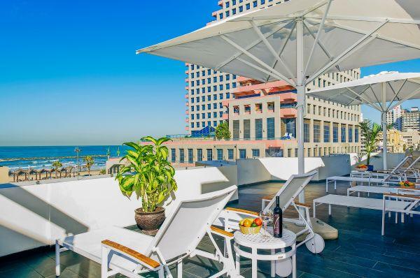 בית מלון בל בוטיק ספא ב תל-אביב והמרכז