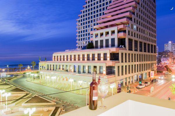 гостиница Белл Тель Авив