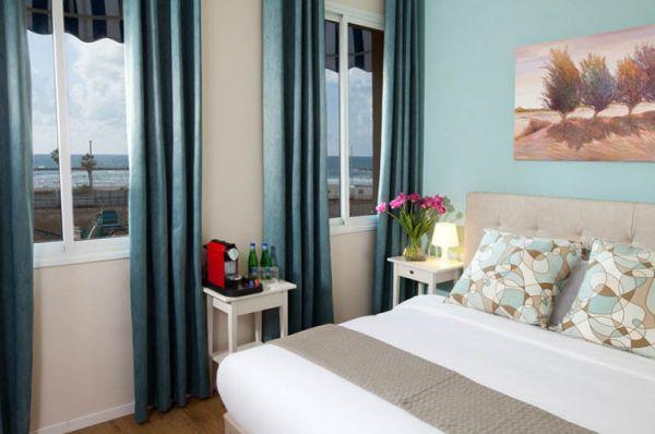 בית מלון בלו סי מרבל ב תל-אביב והמרכז