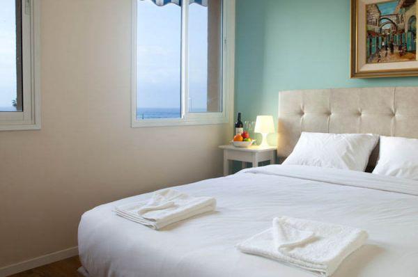 בית מלון בלו סי מרבל בתל-אביב והמרכז