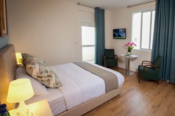 בית מלון בלו סי מרבל תל-אביב והמרכז