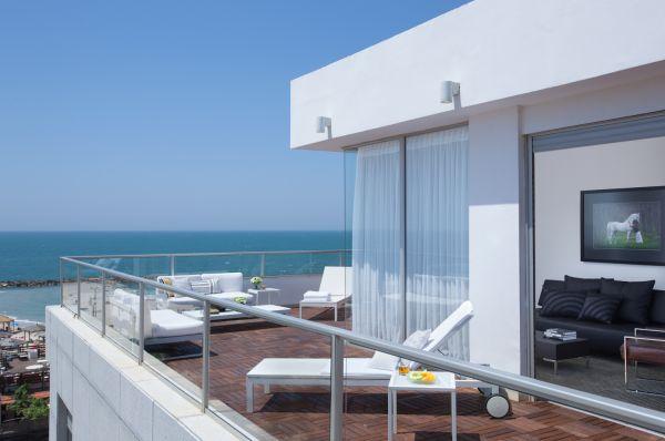 מלון בוטיק אלכסנדר בתל-אביב והמרכז - סוויטת  סופריור