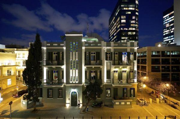 עלמה מלון בוטיק תל-אביב והמרכז