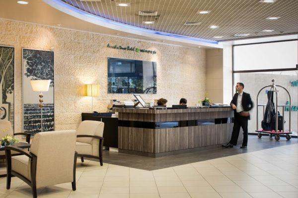 ארקדיה טאוור מלון בוטיק תל-אביב והמרכז