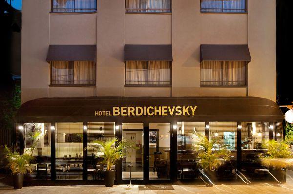 отель бутик Бердичевский Тель Авив