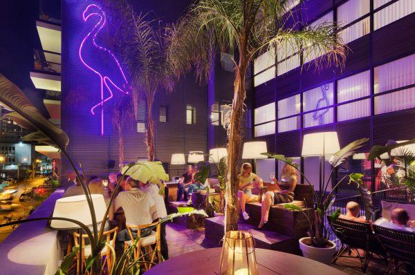 תל-אביב והמרכז בראון ביץ' האוס בוטיק מלון