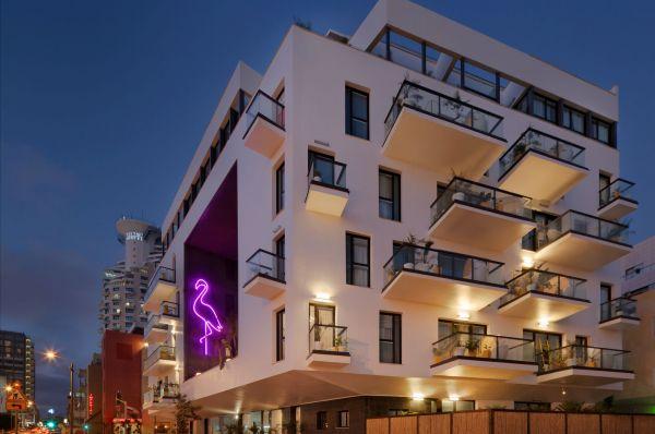 מלון בוטיק בראון ביץ' האוס תל-אביב והמרכז