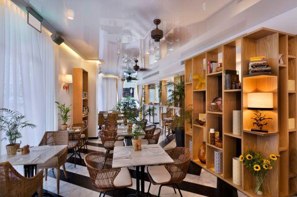 Браун Бич Хаус бутик отель в Тель Авив