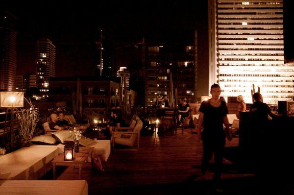 בראון מלון בוטיק תל-אביב והמרכז