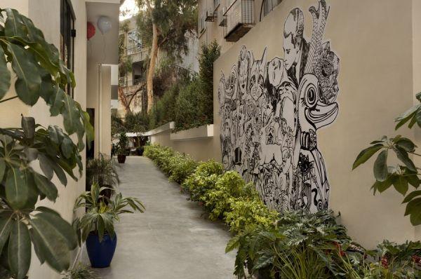 תל-אביב והמרכז קו קו בוטיק מלון