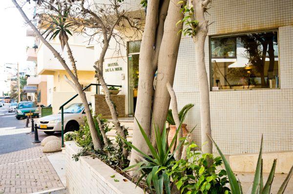 תל-אביב והמרכז דה לה מאר מלון בוטיק