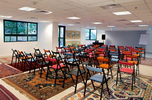 מלון בוטיק דיאגילב בתל-אביב והמרכז
