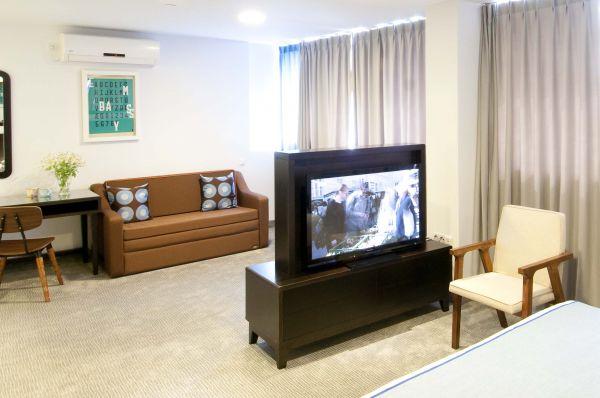 מלון בוטיק אמבסי תל-אביב והמרכז