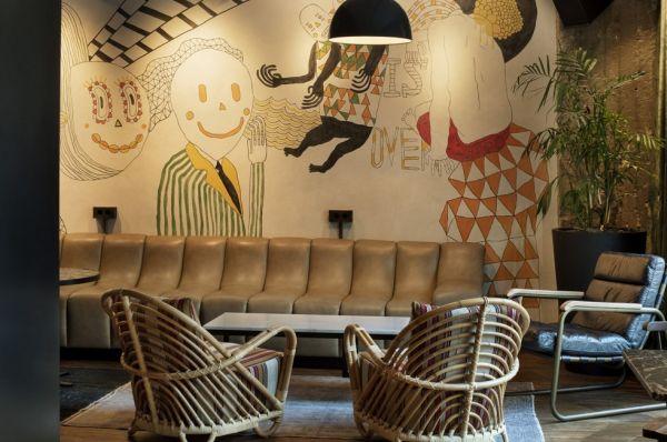 פבריק מלון בוטיק תל-אביב והמרכז