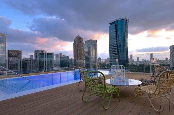Индиго мини отель в Тель Авив