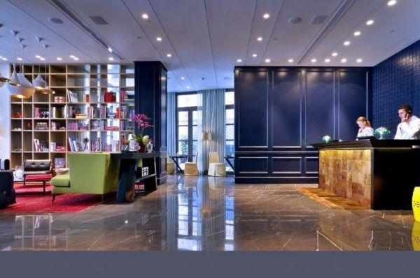 Индиго отель бутик