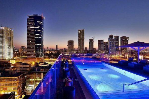 мини отель Индиго Тель Авив