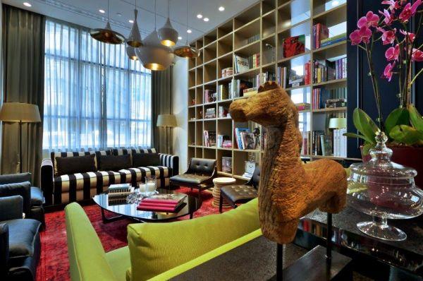 отель бутик Индиго Тель Авив