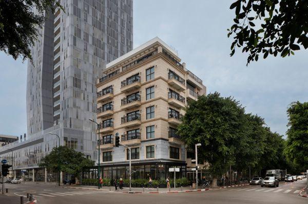 Джейкоб Самуэль отель бутик в  Тель Авив