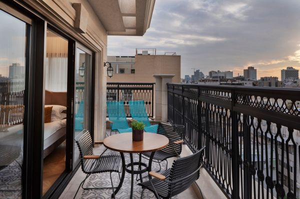 гостиница бутик Джейкоб Самуэль Тель Авив