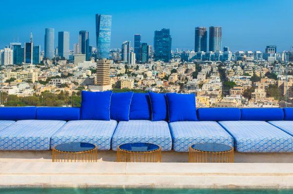 Лайтхаус гостиница бутик в Тель Авив