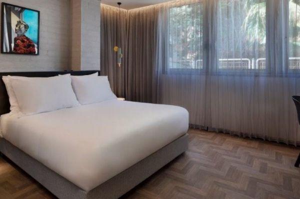 מיוז מלון בוטיק בתל-אביב והמרכז