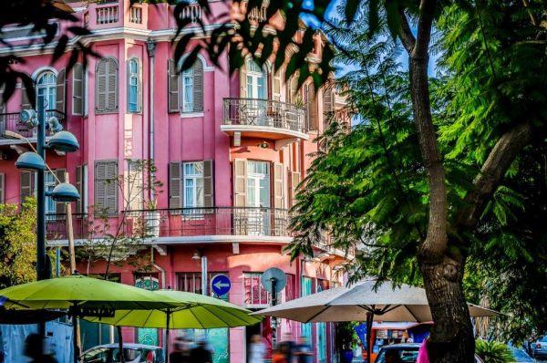 отель бутик  Нордой  в Тель Авив