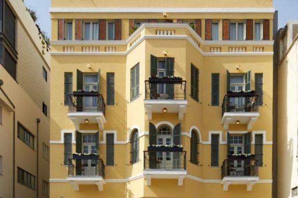 Сэм&Блонди гостиница бутик