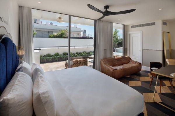Сэм&Блонди мини отель в Тель Авив