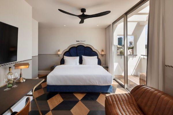 Сэм&Блонди бутик отель в Тель Авив