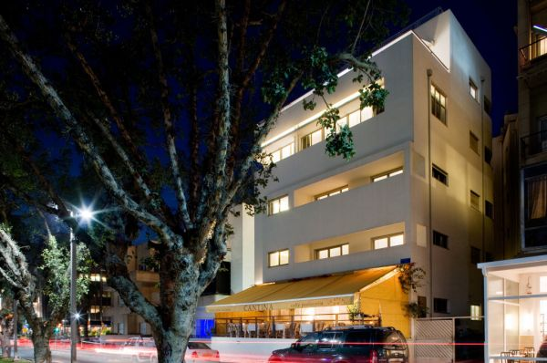 דה רוטשילד 71 מלון בוטיק תל-אביב והמרכז
