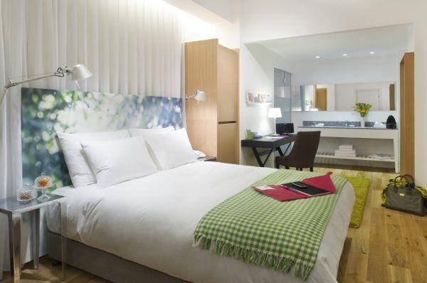 Ротшильд 71 гостиница бутик в Тель Авив