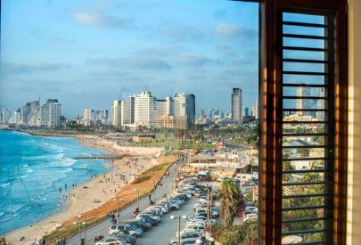 отель бутик  The Setai Tel Aviv  в Тель Авив