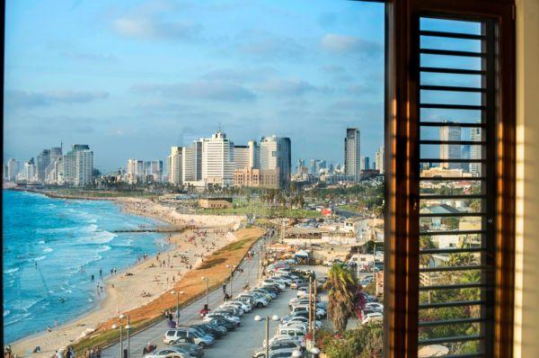 Сетай Тель  Авив гостиница бутик в Тель Авив