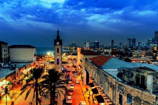 Сетай Тель  Авив отель бутик в  Тель Авив