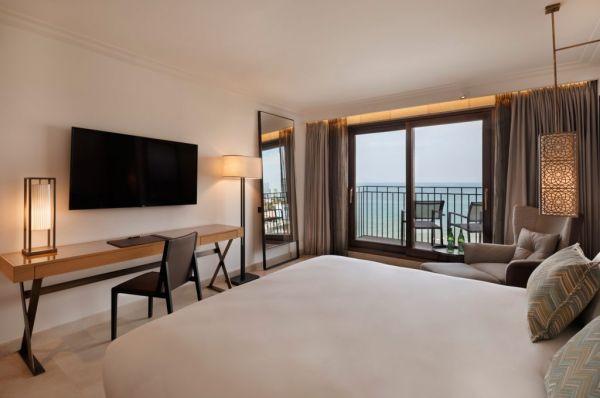 отель бутик Сетай Тель  Авив Тель Авив - Номер Премиум плюс с балконом