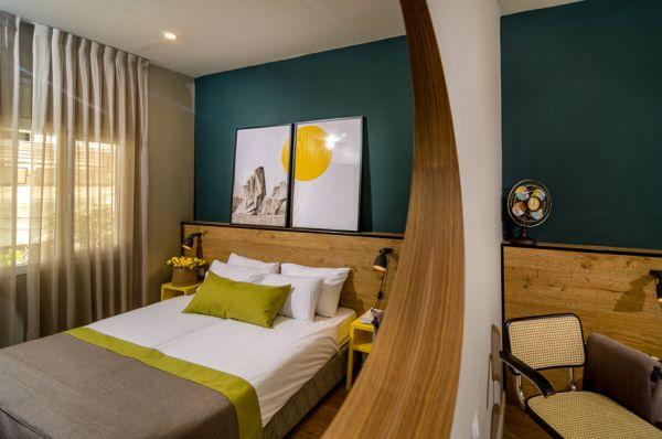 תל-אביב והמרכז הבית הלבן מלון בוטיק