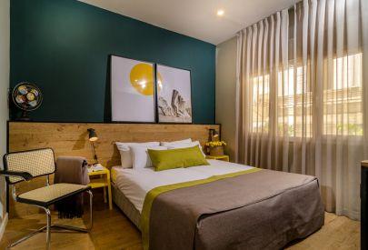 תל-אביב והמרכז הבית הלבן מלון בוטיק - קלאסיק