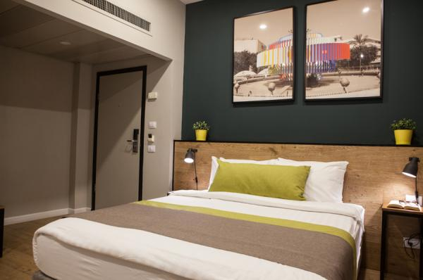 Вайт Хаус гостиница бутик - Супериор с балконом
