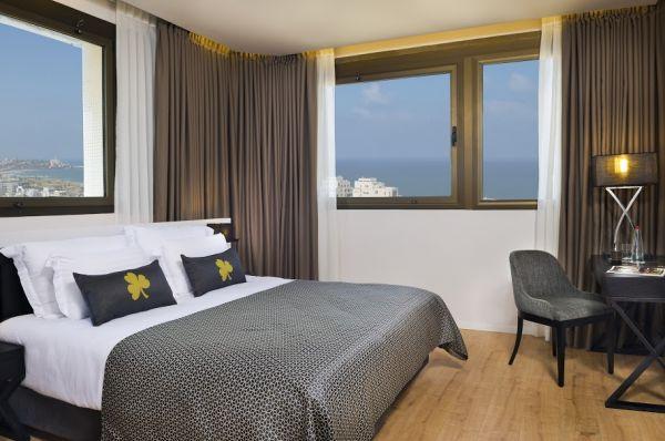 טאוור מלון בוטיק בתל-אביב והמרכז