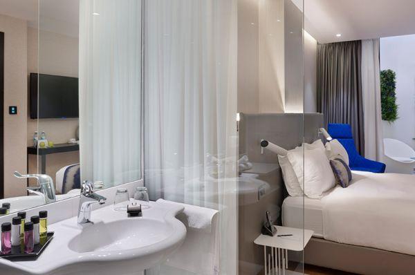 אולטרה מלון בוטיק בתל-אביב והמרכז