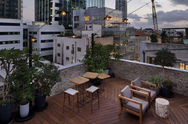 ורה מלון בוטיק תל-אביב והמרכז