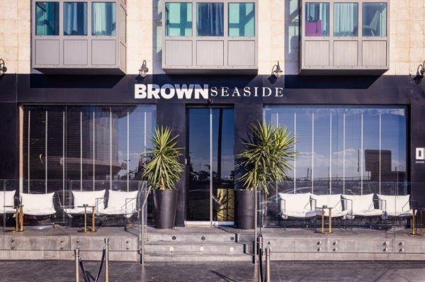 отель Браун Сисайд