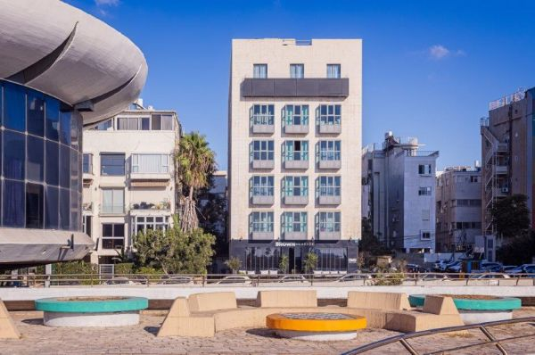 Браун Сисайд Тель Авив