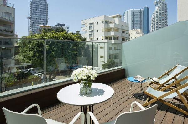 гостиница в  Тель Авив By 14
