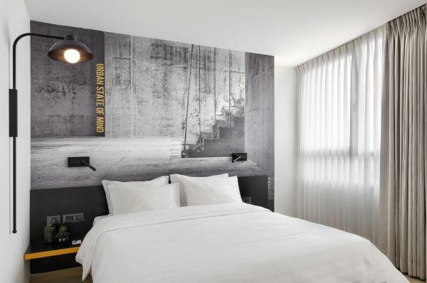 בית מלון תל-אביב והמרכז ביי 14