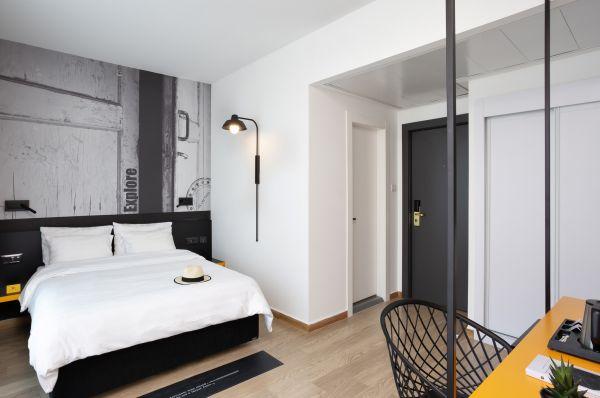 בית מלון ביי 14 ב תל-אביב והמרכז