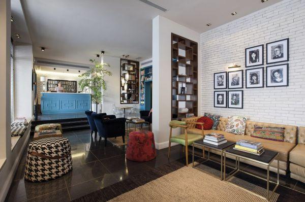 בית מלון סנטר שיק בתל-אביב והמרכז