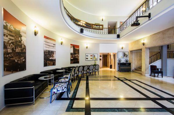отель Синема Тель Авив